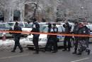 Opération policière à l'UQAM: la circulation paralysée