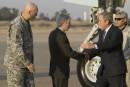 Bush fait une visite surprise en Irak