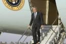 Les visites de George W. Bush en Irak