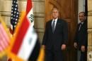 Signature de l'accord de sécurité entre Bush et Maliki