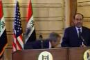 Bush prend avec humour l'épisode des chaussures volantes à Bagdad