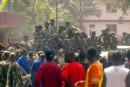 Tentative de coup en Guinée: appel au respect de la démocratie
