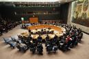 Consultations à huis clos du Conseil de sécurité de l'ONU