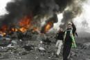 Riposte sanglante contre le Hamas