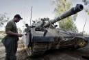 Israël prépare une intervention terrestre