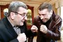 Le boxeur Bute veut défendre son titre mondial au Colisée