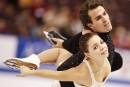 Jessica Dubé et Bryce Davison: le patin d'abord