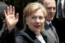 Journaliste condamnée en Iran: Hillary Clinton «profondément déçue»