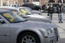 Des réductions de 30$ l'heure chez Chrysler?