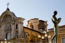 Plusieurs monuments historiques endommagés