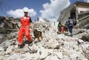 Séisme en Italie: plus de 150 morts, 1500 blessés