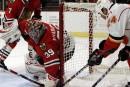 Les Flames repartiront à neuf contre les Blackhawks