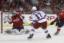 Dubinsky procure la victoire aux Rangers