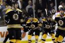 Les Bruins dans leurs retranchements