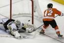 Les Flyers reviennent dans la série grâce à un gain de 6-3 face aux Penguins