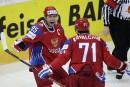 Kovalchuk mène la Russie à la victoire