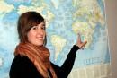 Une jeune Embrunoise à l'oeuvre pour son Afrique adoptive