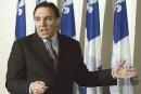 François Legault quitte la politique