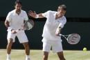 Double: Les Bryan et Nestor éliminés en demi-finale