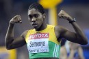 La championne du 800 m: une femme ou un homme?
