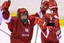 Hockey féminin: première défaite pour les Carabins