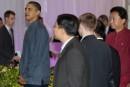 Sommet de l'APEC: les États-Unis déjà sous pression