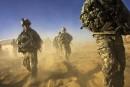 Effectifs militaires: l'Afghanistan très loin du Vietnam