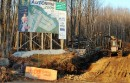 Coupe d'arbres à Charlesbourg: le promoteur sommé d'arrêter
