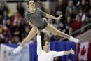 Skate Canada: Dubé et Davison sur le podium