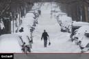 Plateau et Ahuntsic: fini les chargements de neige la fin de semaine