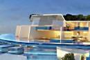Un hôtel rotatif en Croatie