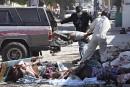 La colère monte à Haïti où l'aide tarde à venir