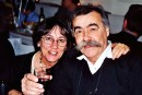 Claude Chamberland et Pâquerette Tremblay