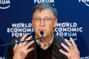 Bill Gates défend le «zéro émission» de CO2