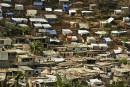 Des maisons délaissées... par des sans-abri