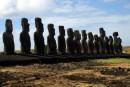 Île de Pâques: pour l'amour des statues