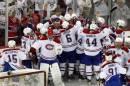 Le Canadien détrône les champions de la coupe Stanley
