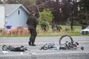 Tragédie à Rougemont: trois cyclistes tuées