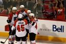 Les Flyers frappent à la porte d'une huitième finale de la coupe Stanley