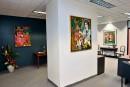 Vente de tableaux: l'artiste et conseillère Chantal Gilbert appuie Labeaume