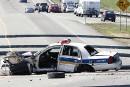 Mort de la policière Mélanie Roy: inexpérience et vitesse en cause