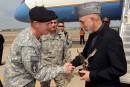 Le président Karzaï à la défense de McChrystal