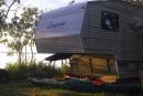 Le VR écrase la tente