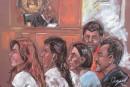 Cinq espions présumés comparaissent à New York