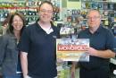 Folie du Monopoly à Beauceville