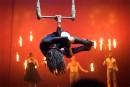 Montréal complètement cirque: un grand chapiteau international