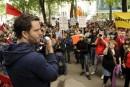 Des Québécois arrêtés au G20 préparent un document pour l'ONU