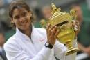 Nadal grand vainqueur à Wimbledon