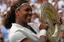 Classement WTA: Serena bien installée au sommet