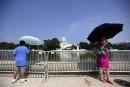 Une vague de chaleur s'abat sur la côte est américaine